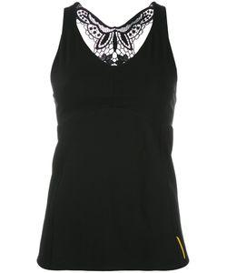 Sàpopa | Lace Back Top Size Small