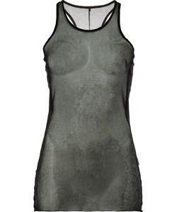 Masnada | Long Mesh Vest 42