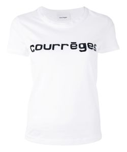 Courreges | Courrèges Logo Print T-Shirt 2