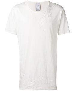 Maison Mihara Yasuhiro | Distressed T-Shirt Size 46