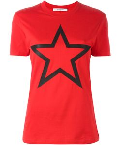 Givenchy | Star Print T-Shirt Xs Cotton