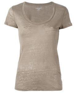MAJESTIC FILATURES | Scoop Neck T-Shirt Size Ii