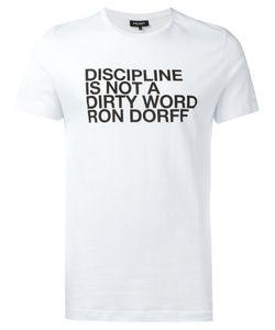 Ron Dorff | Discipline T-Shirt Size Small