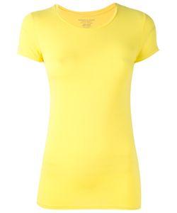 MAJESTIC FILATURES   Scoop Neck T-Shirt Size