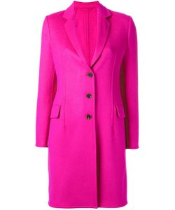 Ermanno Scervino | Single Breasted Coat 42 Virgin Wool/Angora/Cashmere/Cupro