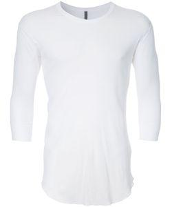 KAZUYUKI KUMAGAI | Three-Quarter Sleeve T-Shirt 3 Cotton