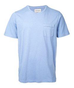 Oliver Spencer | Envelope Pocket Tshirt Large Cotton