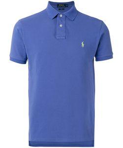 Polo Ralph Lauren   Рубашка-Поло С Вышивкой Логотипа