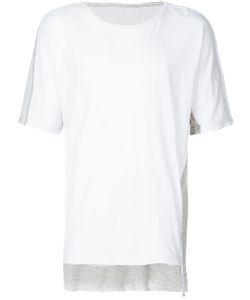 TAICHI MURAKAMI | Contrast Panel T-Shirt