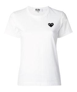 Comme des Gar ons Play | Comme Des Garçons Play Short Sleeve Play T-Shirt Size Medium