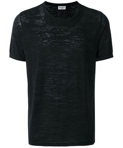 Saint Laurent | Burn-Out Effect T-Shirt