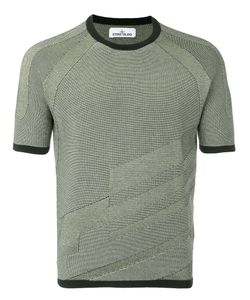 Stone Island | Knitted T-Shirt Size Large