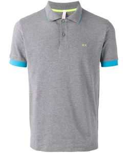 Sun 68 | Contrast Polo Shirt Size Xxxl