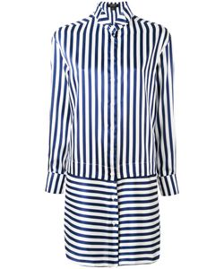 Burberry | Striped Shirt Dress 8