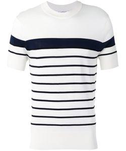 Neil Barrett | Stripe Panel T-Shirt Size Xl