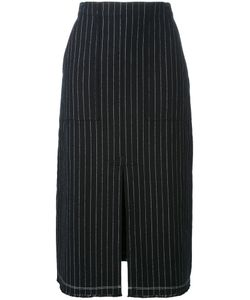T By Alexander Wang | Striped Skirt