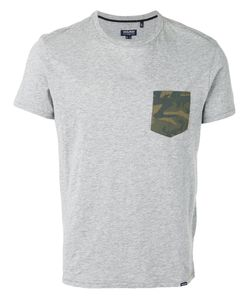 Woolrich | T-Shirt With Camouflage Pocket