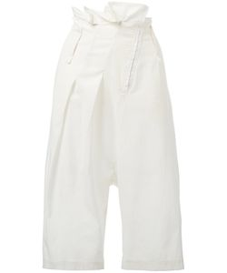 Lost & Found Ria Dunn | Cropped Pleated Pants Small