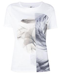 Luisa Cerano   Print T-Shirt 42 Cotton