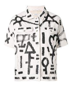 P.A.R.O.S.H. | Mistic Jacket Medium Cotton/Sheep Skin/Shearling