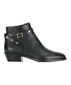 Valentino   Ботинки Rockstud