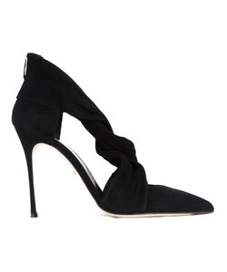 Sergio Rossi | Twisted Strap Pumps