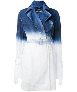 Ahirain | Пальто С Градиентным Эффектом