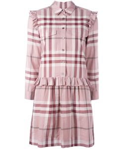 Burberry | House Check Dress 4 Cotton