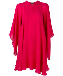 Plein Sud | Draped Cape Dress Size 36