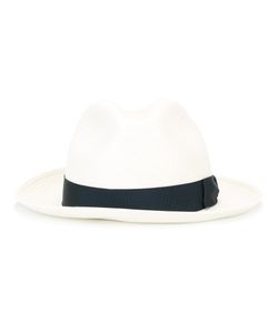 Borsalino | Band Trilby Hat Adult Unisex 57 Straw