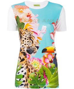 Versace Jeans | Printed T-Shirt M