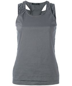 Rundholz | Double Layer Tank Top Size Small