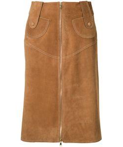 Derek Lam | Zipped Pencil Skirt Size 38