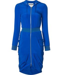 Moschino | Hoodie Dress 40 Silk