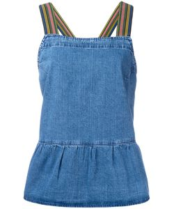 Mih Jeans | Rango Pinafore Blouse Size Small