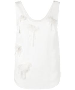 3.1 Phillip Lim | Peony Embroidered Tank