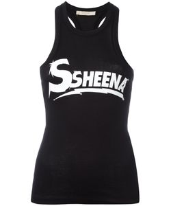 SSHEENA | Printed Vest Size Small