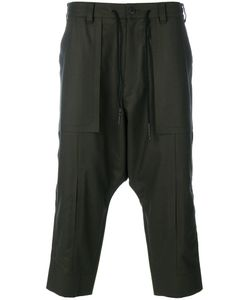 Y-3 | Cropped Tailored Trousers Men