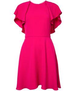 Monique Lhuillier   Flared Dress 10