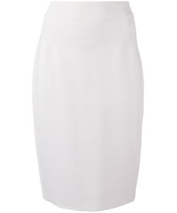 Plein Sud Jeanius | Plain Fitted Skirt 44