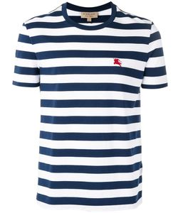 Burberry | Striped T-Shirt Size Large