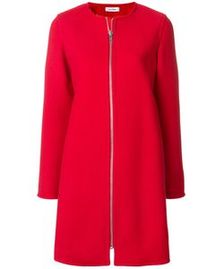 Courreges | Zipped Fitted Coat Women 34