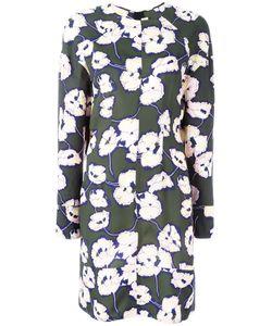 Marni | Платье С Цветочным Узором