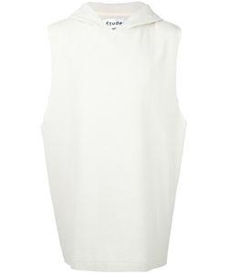 ÉTUDES | Banal Hood Vest Medium Cotton/Polyester