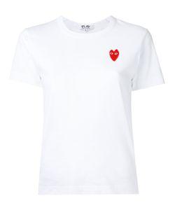 Comme des Gar ons Play | Comme Des Garçons Play Heart Logo T-Shirt Size Medium