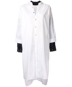 ENFÖLD | Enföld Laye Midi Shirt Dress 38 Cotton