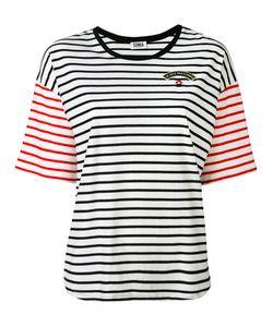 Sonia By Sonia Rykiel | Striped Panel T-Shirt
