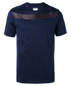 Wooyoungmi | Striped Detail T-Shirt 48