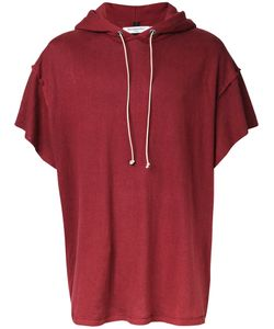 Mr. Completely | Hooded T-Shirt Medium Cotton