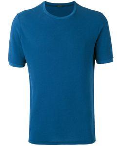 Zanone | Knitted T-Shirt Size 48